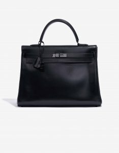 Hermès Kelly 35 Box So Black