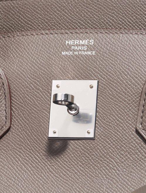 Hermès Birkin 35 Epsom Gris Etain