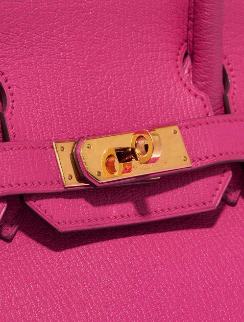 Hermès Birkin 30 Chèvre Mysore Rose Shocking