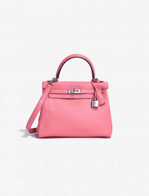 Hermès Kelly 25 Swift Rose d'Ete