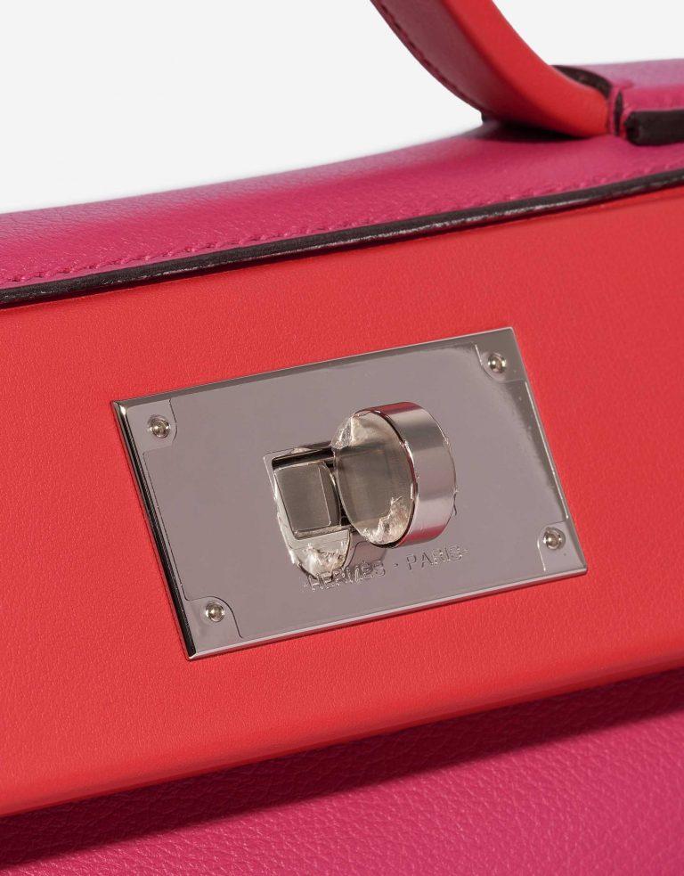 Hermès 24/24 21 Evercolour / Swift Rose Mexiko / Rouge de Coeur