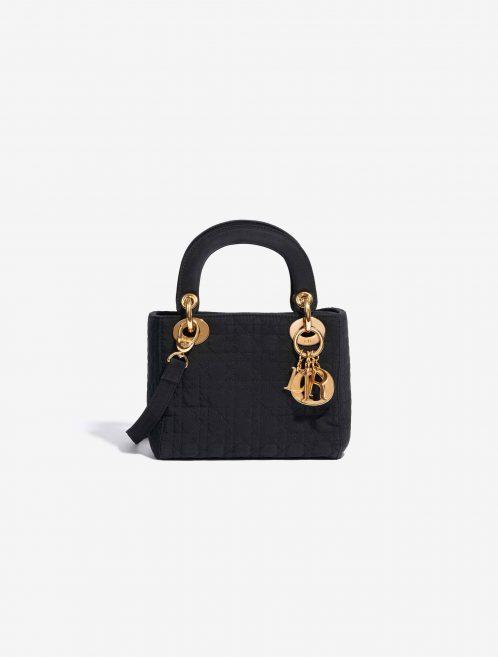 Dior Lady Small Fabric Black