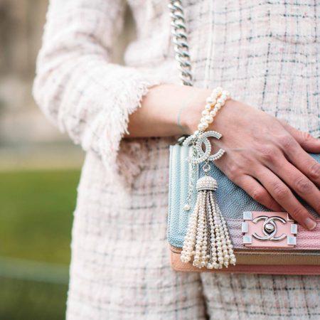 Chanel Rainbow Boy Bag SACLÀB Handbag Guide