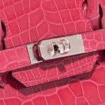 Hermès Birkin 30 Rose Extreme