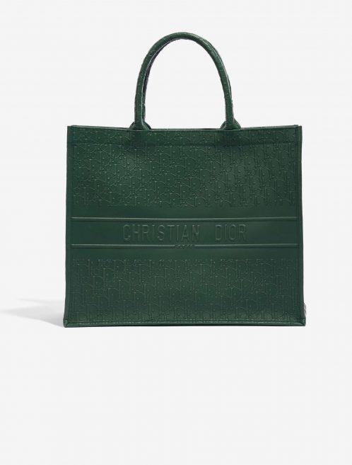 Dior Booktote Large Calf Green