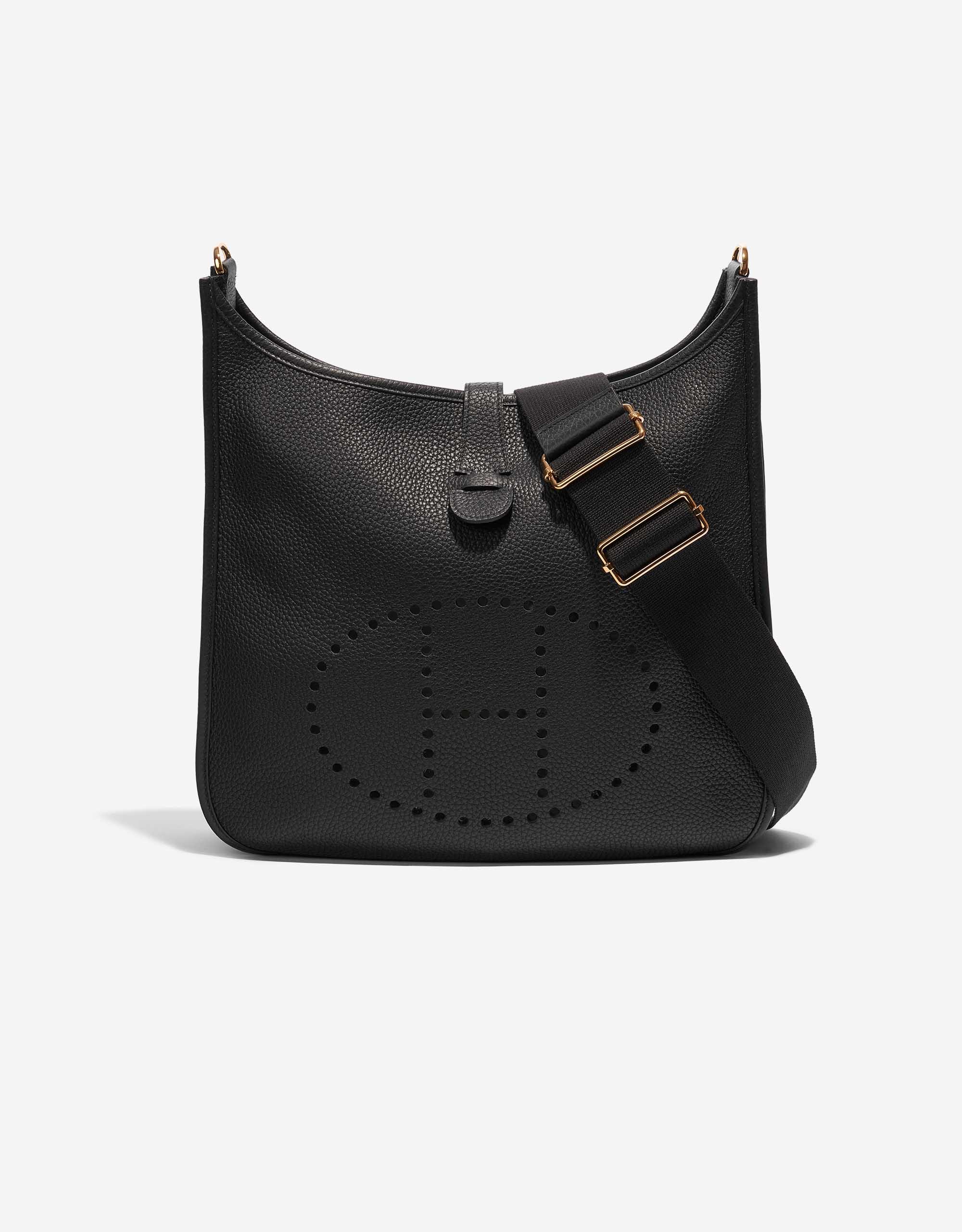 Hermès Evelyne 33 Taurillon Clemence Black | SACLÀB