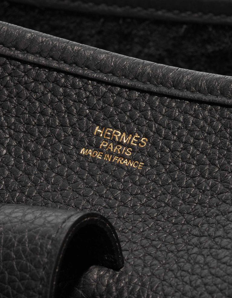 Hermès Evelyne 33 Taurillon Clemence Black