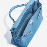 Hermès Kelly 35 Togo Blue Jean