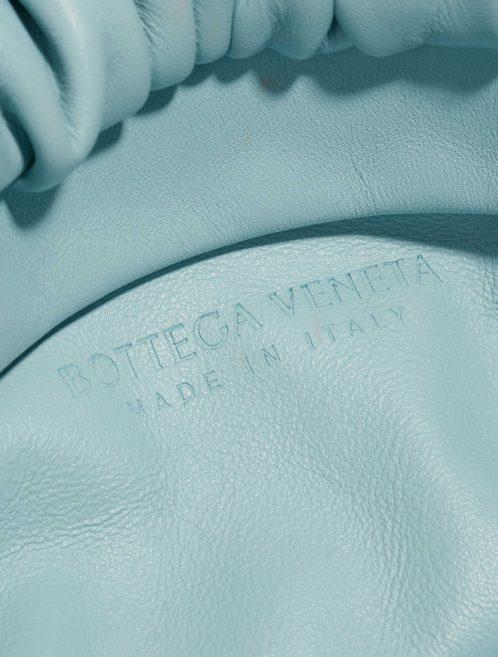 Bottega Veneta Chain Pouch Calf Turquoise