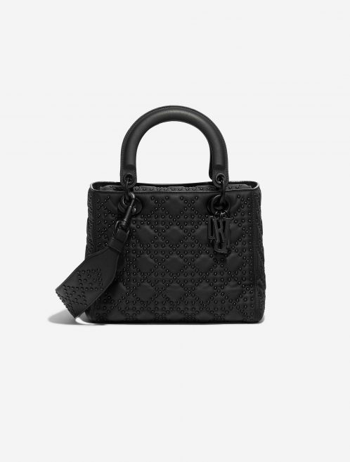 Dior Lady Medium Lamb So Black