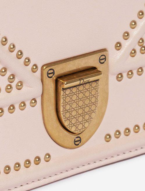 Dior Diorama Medium Calf Light Pink