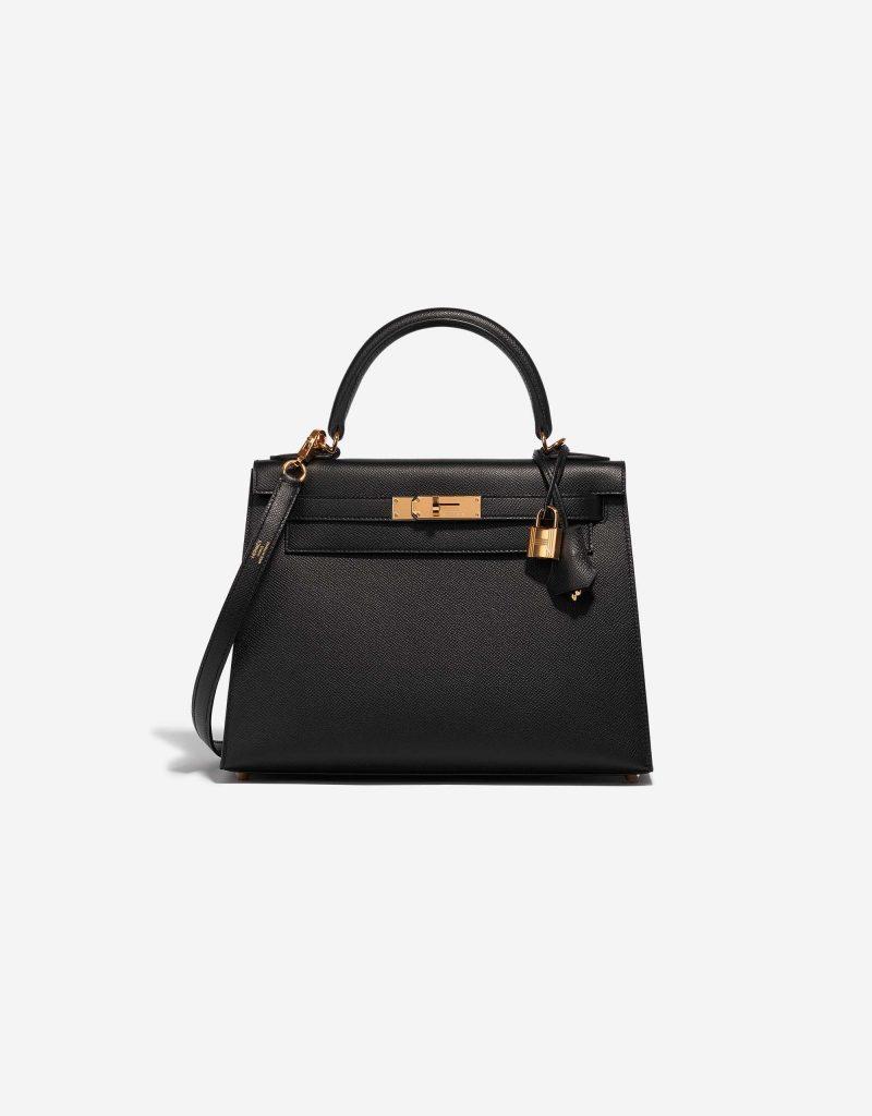 Hermès Kelly 28 Epsom Black