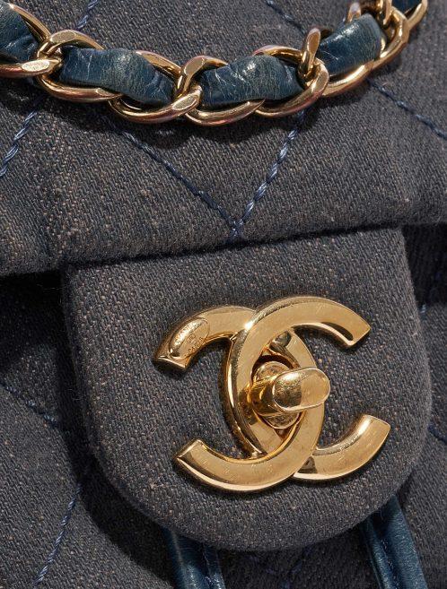 Chanel Timeless Backpack Denim Blue