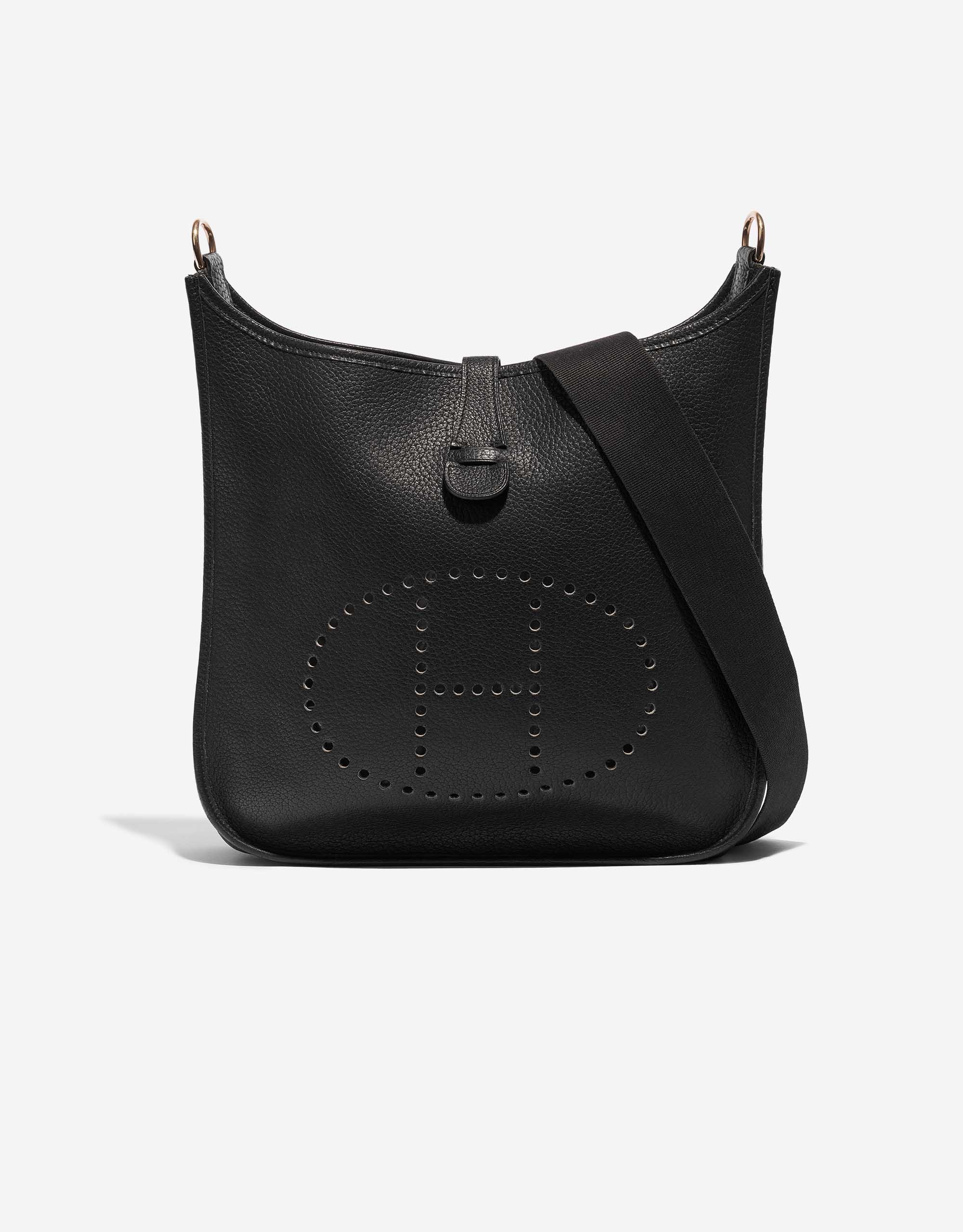 Hermès Evelyne 33 Clemence Black | SACLÀB