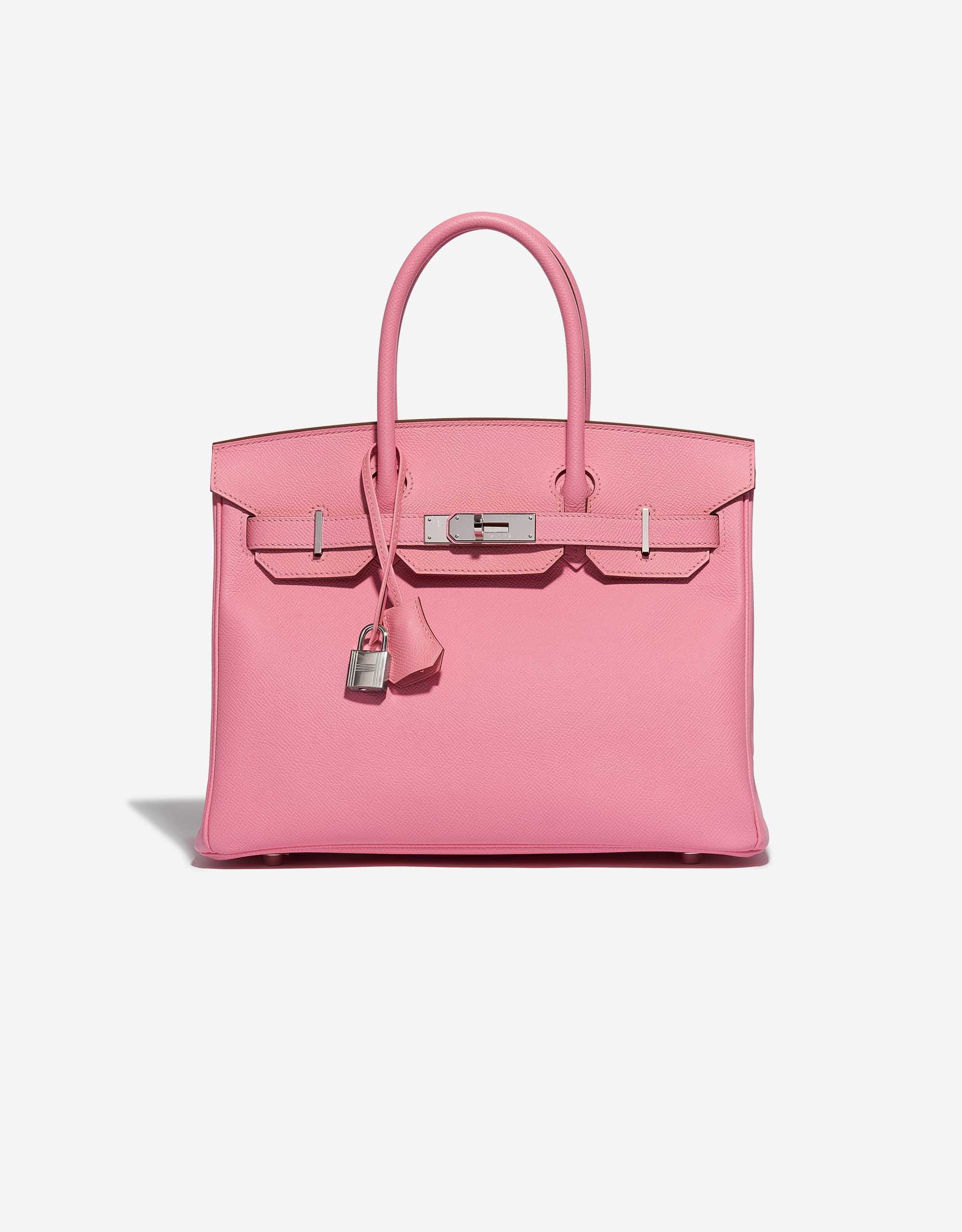 Hermès Birkin 30 Epsom Rose Confetti | SACLÀB