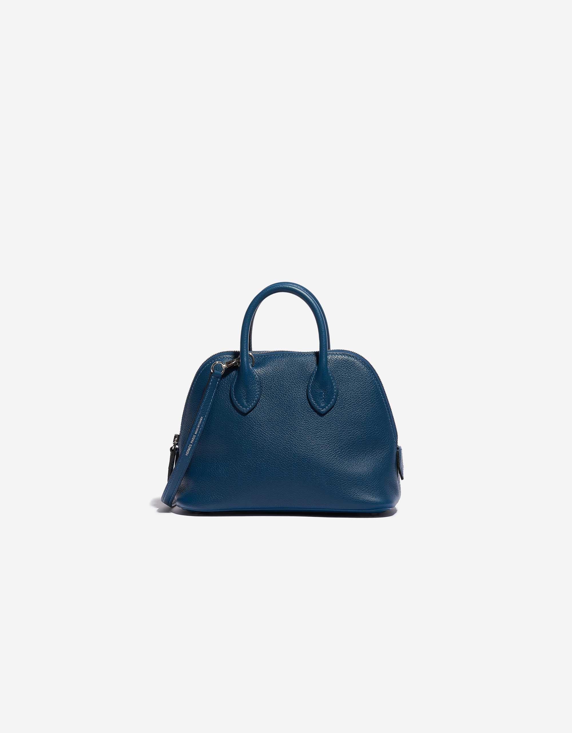 Hermès Bolide Mini Evercolor Vert Bosphore | SACLÀB