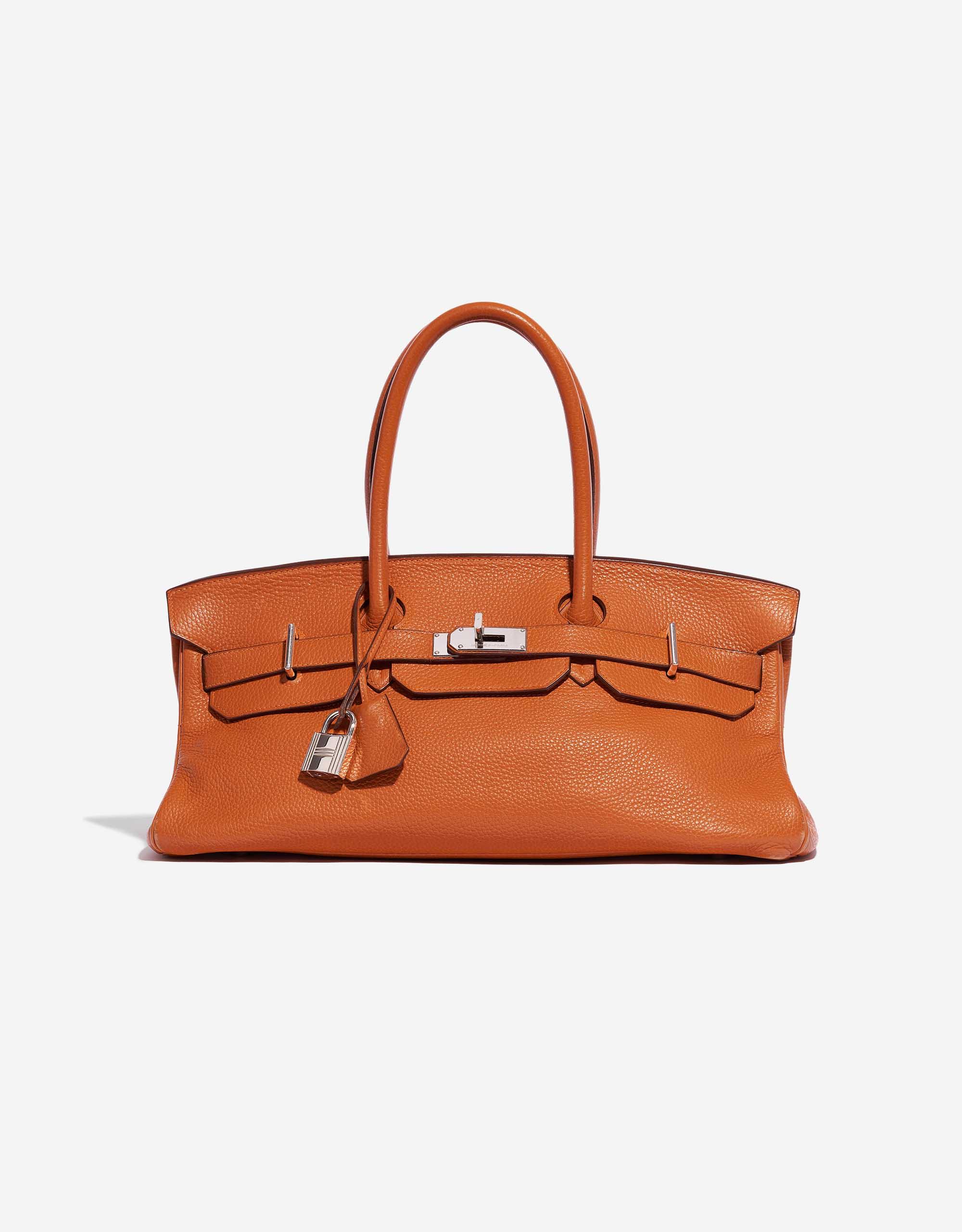 Hermès Birkin JPG Togo Orange | SACLÀB