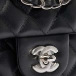 Chanel Timeless Mini Rectangular Lamb Black