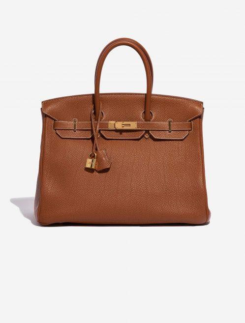 Hermès Birkin 35 Togo Gold