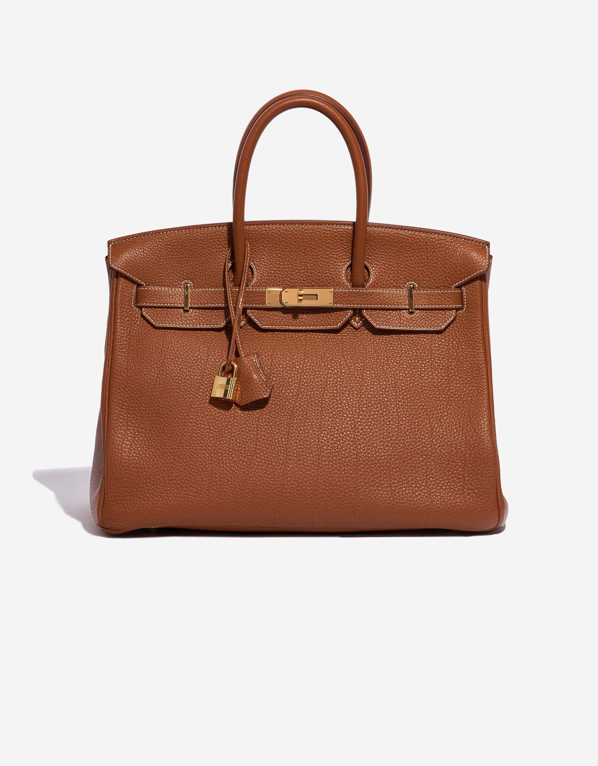 Hermès Birkin 35 Togo Gold | SACLÀB