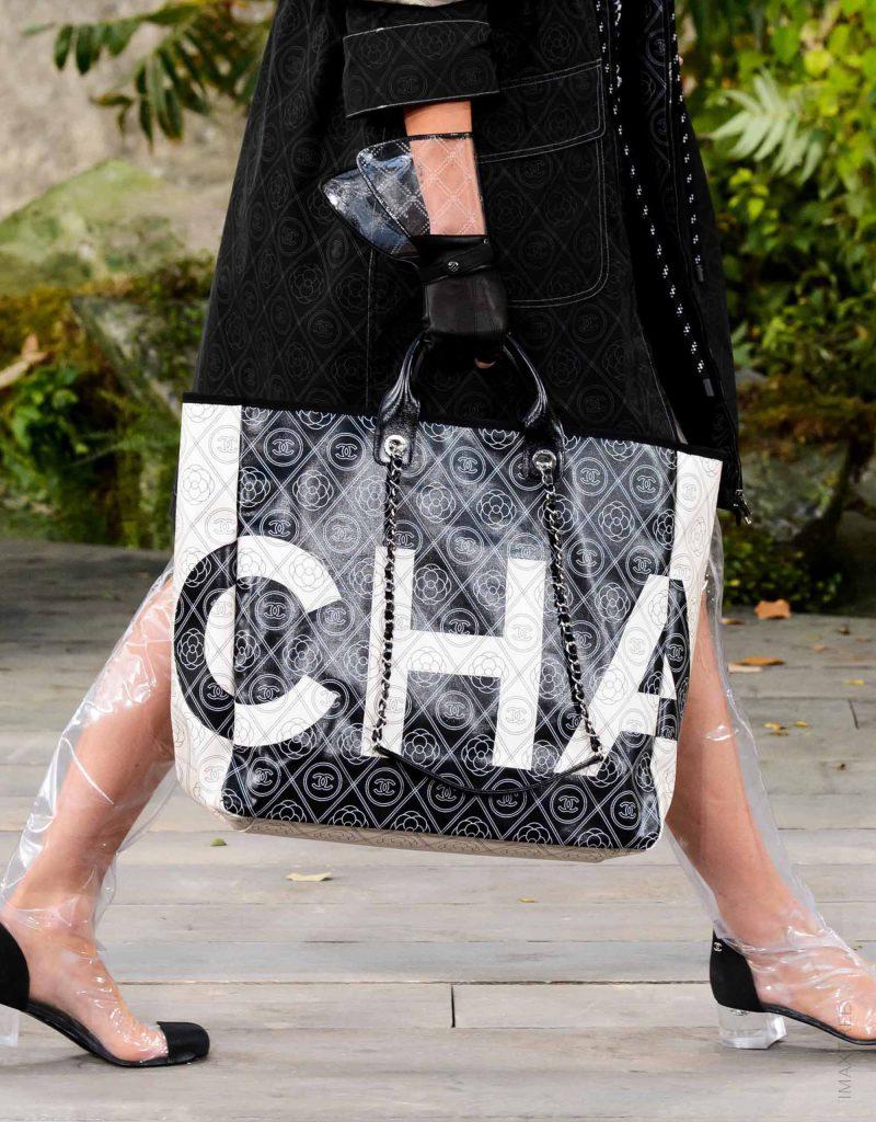 Chanel Deauville Shopper Spring Summer 2018