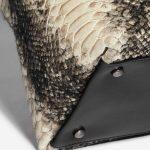 Chanel Shopping Tote Python Black / Beige Black, Natural Detail | Sell your designer bag on Saclab.com