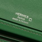 Hermès Roulis 18 Salvator Lizard Vert Cactus