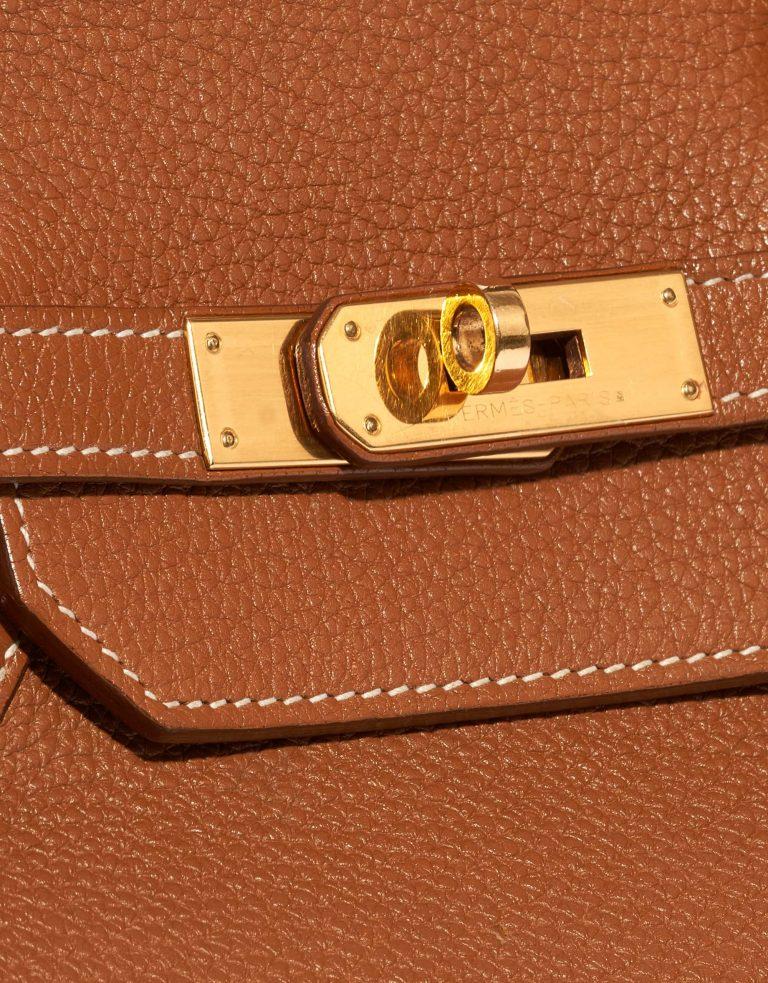 Hermès Birkin 40 Togo Gold