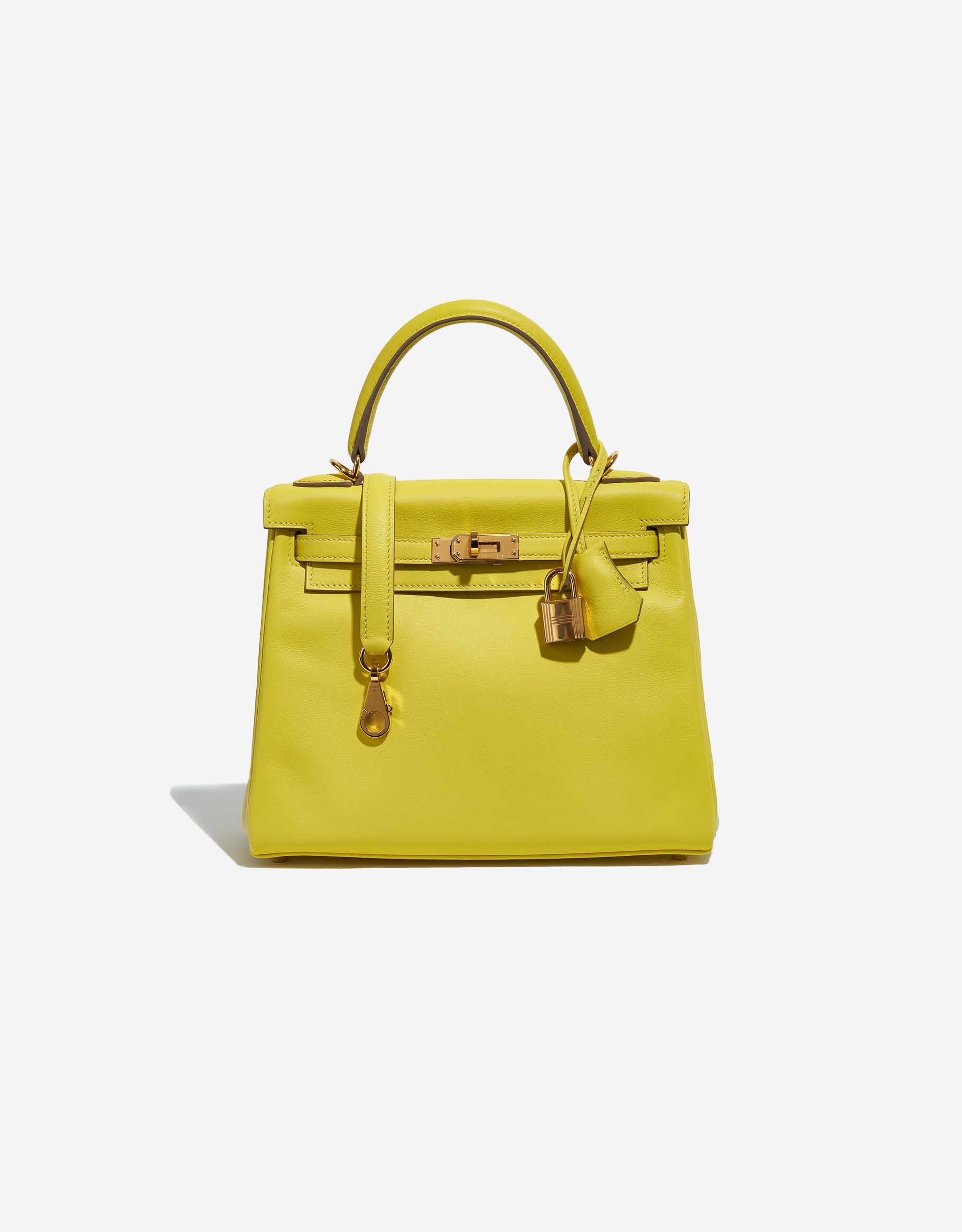 Hermès Kelly 25 Swift Lime   SACLÀB