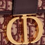 Dior 30 Montaigne Oblique Jacquard Red
