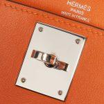 Hermès Jypisiere 26 Swift Orange