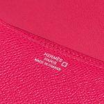 Hermès Constance 18 Epsom / Alligator Rose Mexico Touch