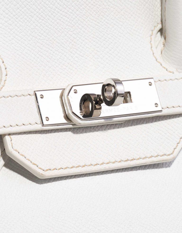 Hermès Birkin 35 Epsom Blanc