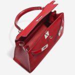 Hermès Kelly 28 Epsom Rouge Vif