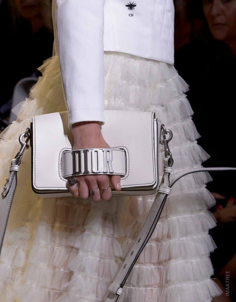 Pre-loved Dior Diorevolution Runway Bag
