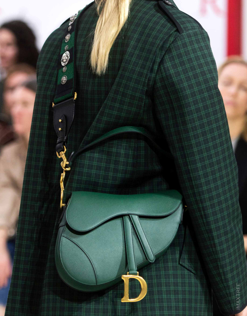Dior Saddle Bag Fall/Winter 2019 | Buy & sell pre-owned luxury bags