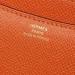 Hermès Constance 18 Epsom Feu Orange Logo | Sell your designer bag on Saclab.com