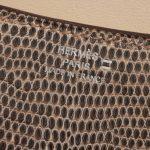 Hermès Constance 18 Salvator Lizard Desert Ombré Brown, Natural Logo   Sell your designer bag on Saclab.com