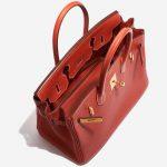 Hermès Birkin 30 Togo Rouge Sanguine Red Inside   Sell your designer bag on Saclab.com