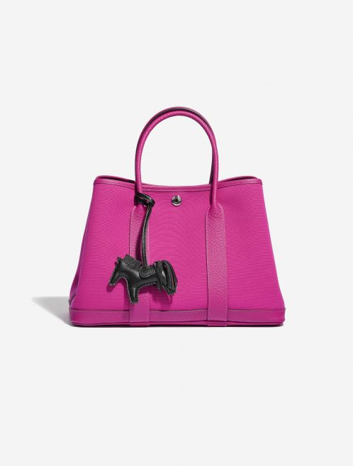 Hermès Rodeo PM Milo Lamb Black Black Front | Sell your designer bag on Saclab.com