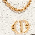 Dior 30 Montaigne Calf Ecru White Closing System | Sell your designer bag on Saclab.com