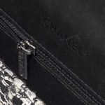 Chanel Vintage Flap Small Tweed Black / White Black, White Detail   Sell your designer bag on Saclab.com