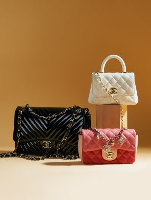 SACLÀB pre-loved Chanel handbags | Leather & Materials Guide